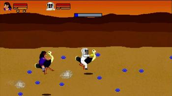 Fist Puncher TV Spot, 'Nude Beaches and Golf Ninjas' - Thumbnail 5