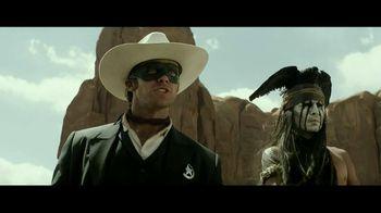 The Lone Ranger - Alternate Trailer 45