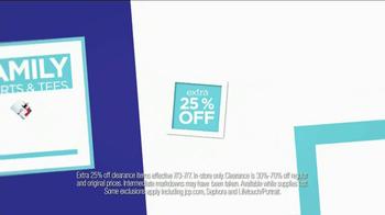 JCPenney TV Spot, 'July Savings' - Thumbnail 7