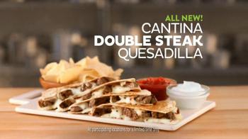 Taco Bell Cantina Double Steak Quesadilla TV Spot, 'Marinated Steak' - Thumbnail 8