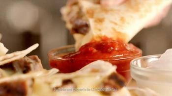 Taco Bell Cantina Double Steak Quesadilla TV Spot, 'Marinated Steak' - Thumbnail 7