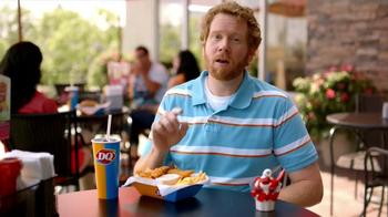 Dairy Queen TV Spot, 'Fan Foods: 5 Buck Lunch' - Thumbnail 2