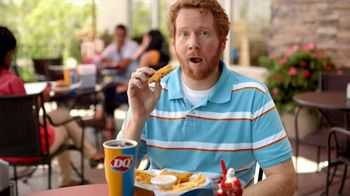 Dairy Queen TV Spot, 'Fan Foods: 5 Buck Lunch'