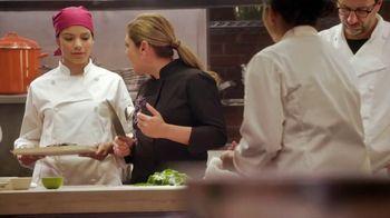 Taco Bell Cantina Double Steak Quesadilla TV Spot, 'Waving Knife'