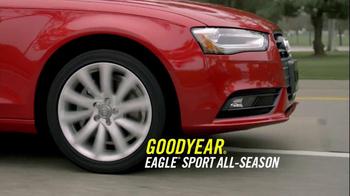 Goodyear Eagle Sport All-Season TV Spot - Thumbnail 10