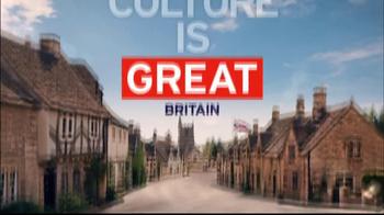 Visit Britain TV Spot, 'Greats' - Thumbnail 9