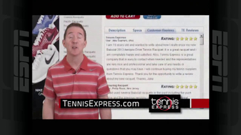 Tennis Express TV Spot, 'London Shirt' - Thumbnail 5