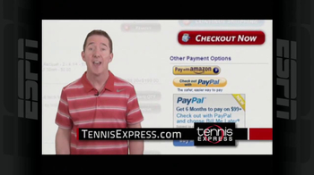 Tennis Express TV Spot, 'London Shirt' - Thumbnail 7
