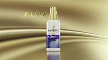 Pantene Overnight Miracle TV Spot Con Eva Mendes [Spanish] - Thumbnail 3