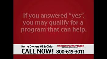 One Reverse Mortgage TV Spot, 'Home' - Thumbnail 2