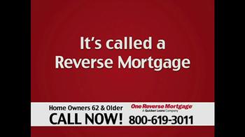 One Reverse Mortgage TV Spot, 'Home' - Thumbnail 3