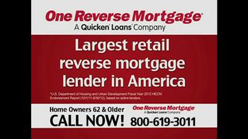 One Reverse Mortgage TV Spot, 'Home' - Thumbnail 5