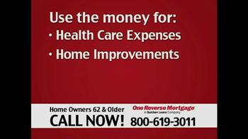 One Reverse Mortgage TV Spot, 'Home' - Thumbnail 8