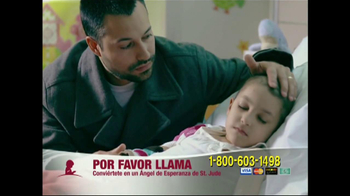 St. Jude Children's Research Hospital TV Spot, 'Contra el Cáncer' [Spanish] - Thumbnail 9