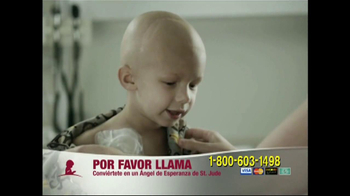 St. Jude Children's Research Hospital TV Spot, 'Contra el Cáncer' [Spanish] - Thumbnail 7