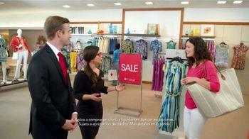 Macy's Venta del Cuatro de Julio TV Spot, 'Compras' [Spanish] - 32 commercial airings