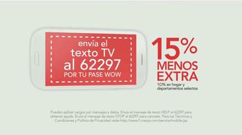 Macy's Venta del Cuatro de Julio TV Spot, 'Compras' [Spanish] - Thumbnail 9