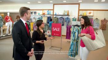 Macy's Venta del Cuatro de Julio TV Spot, 'Compras' [Spanish] - Thumbnail 3