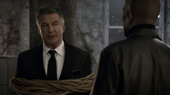 Capital One Purchase Eraser TV Spot, 'Last Request' Featuring Alec Baldwin - 2826 commercial airings