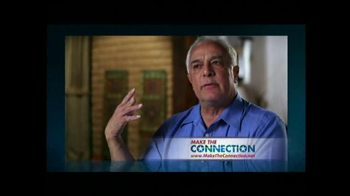 Make the Connection TV Spot, 'Talk' - Thumbnail 5