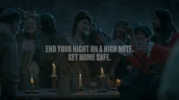 Captain Morgan TV Spot, 'End on a High Note' - Thumbnail 9