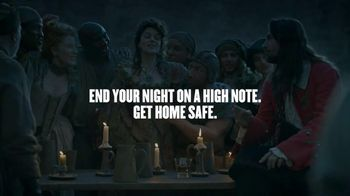 Captain Morgan TV Spot, 'End on a High Note' - Thumbnail 8