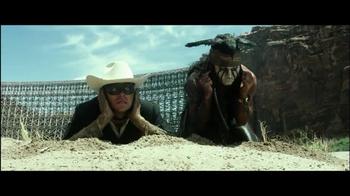 The Lone Ranger - Alternate Trailer 47