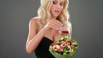 Carl's Jr. Cranberry Salad TV Spot Ft Jenny McCarthy, Song Pharoah Monch - Thumbnail 1
