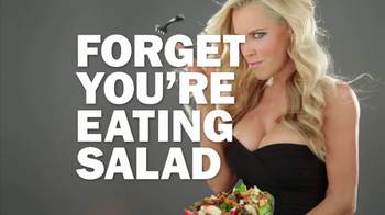 Carl's Jr. Cranberry Salad TV Spot Ft Jenny McCarthy, Song Pharoah Monch - Thumbnail 5