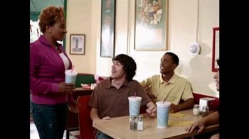 Think B4 You Speak TV Spot, 'Diner' Featuring Wanda Sykes - Thumbnail 4