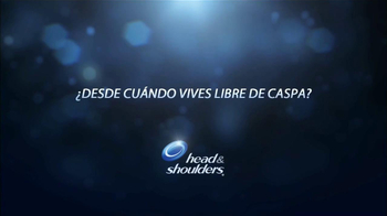 Head & Shoulders TV Spot, 'Desde Cuándo?' Con Troy Polamalu [Spanish] - Thumbnail 2