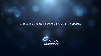 Head & Shoulders TV Spot, 'Desde Cuándo?' Con Troy Polamalu [Spanish] - Thumbnail 3