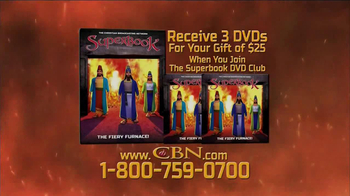 Superbook TV Spot, 'Children'