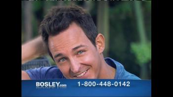 Bosley TV Spot, 'Completely Natural' - Thumbnail 10