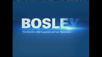 Bosley TV Spot, 'Completely Natural' - Thumbnail 3