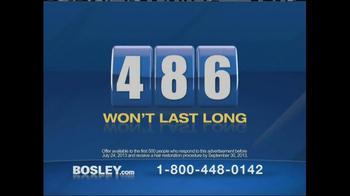 Bosley TV Spot, 'Completely Natural' - Thumbnail 9