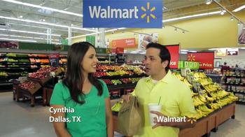 Walmart TV Spot, 'Cynthia' [Spanish] - Thumbnail 1