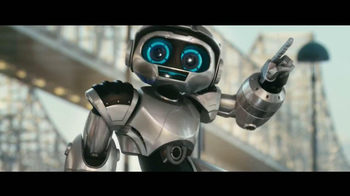Cody the Robosapien DVD TV Spot