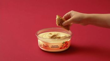 Sabra Hummus TV Spot, 'Guide to Good Dipping: Double Dipping'