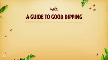 Sabra Hummus TV Spot, 'Guide to Good Dipping: Double Dipping' - Thumbnail 1