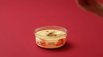 Sabra Hummus TV Spot, 'Guide to Good Dipping: Double Dipping' - Thumbnail 6
