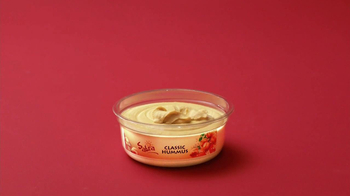 Sabra Hummus TV Spot, 'Guide to Good Dipping: Double Dipping' - Thumbnail 8