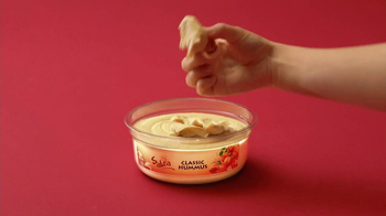 Sabra Hummus TV Spot, 'Guide to Good Dipping: Double Dipping' - Thumbnail 9