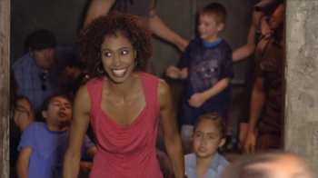 Disney Parks & Resorts TV Spot Featuring Sage Steele - Thumbnail 5