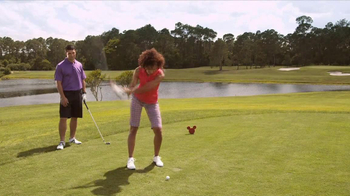 Disney Parks & Resorts TV Spot Featuring Sage Steele - Thumbnail 9