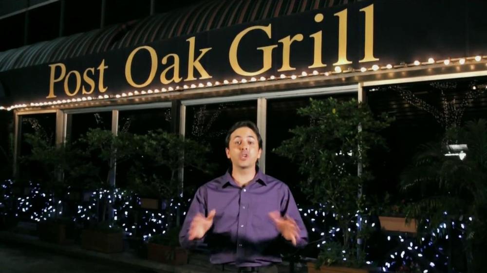 Walmart Steaks TV Commercial, 'Post Oak Grill'