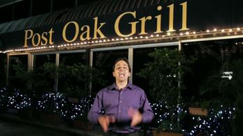 Walmart Steaks TV Spot, 'Post Oak Grill' [Spanish] - Thumbnail 1