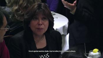 Walmart Steaks TV Spot, 'Post Oak Grill' [Spanish] - Thumbnail 9