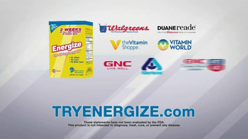 Energize TV Spot - Thumbnail 10