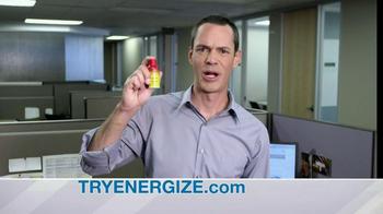 Energize TV Spot - Thumbnail 2